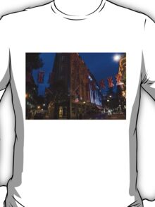 Union Jacks at Seven Dials, Covent Garden, London, UK T-Shirt