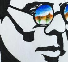 Aldous Huxley Sticker