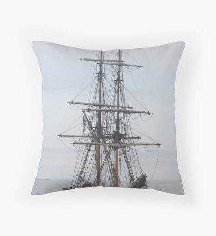 """Lady Washington"" Throw Pillow"
