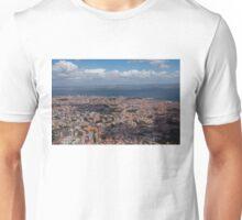 Flying Over Lisbon, Portugal Unisex T-Shirt