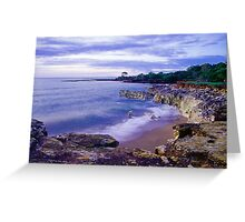 East Point Reserve - Darwin, NT Greeting Card