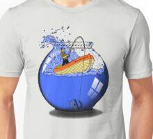 HOOKED ON VENEER. Unisex T-Shirt