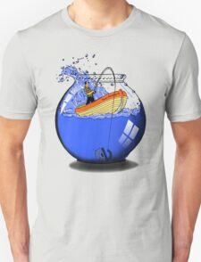 HOOKED ON VENEER. T-Shirt