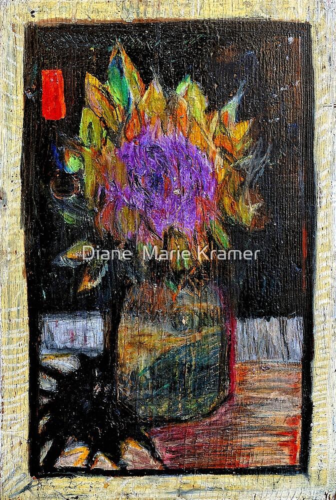 The Artichoke by Diane  Kramer