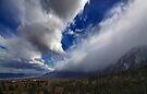 Eastern Sierra Storm by MattGranz
