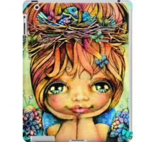 Taisie Blue iPad Case/Skin