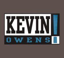Kevin Owens - Smackdown Logo T-Shirt