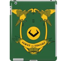 Guided By Mischief iPad Case/Skin