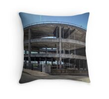 The Downward Spiral - Support System Throw Pillow