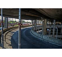 The Downward Spiral - Inner Workings Photographic Print
