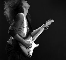 Allen Collins by Mike Norton