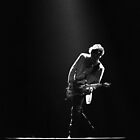 Bruce Springsteen Spotlight by Mike Norton