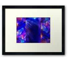 Abstract Composition   – April 13, 2010 Framed Print