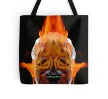 You Burn Me Up Tote Bag