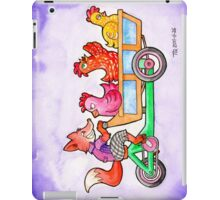 The Fox and Hens iPad Case/Skin