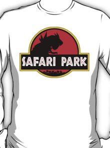 Safari Park.  T-Shirt