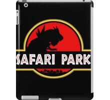Safari Park.  iPad Case/Skin