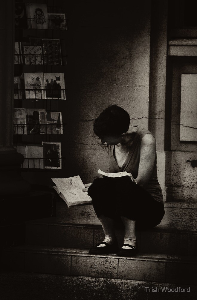 The Reader by Trish Woodford