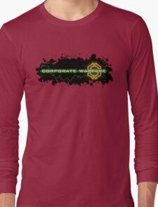 Corporate Warfare $ Long Sleeve T-Shirt