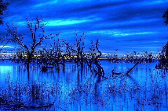 Early Morning Blues by Rod Wilkinson