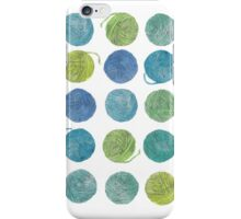 Yarn iPhone Case/Skin