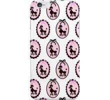 Fun Poodles  iPhone Case/Skin