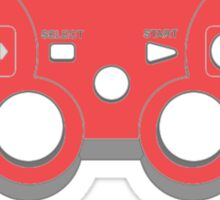 Red - Controller Sticker