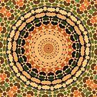 Mosaic Abstract 7 by rhallam