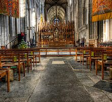 Winchester Cathedral by Sarah  Dawson