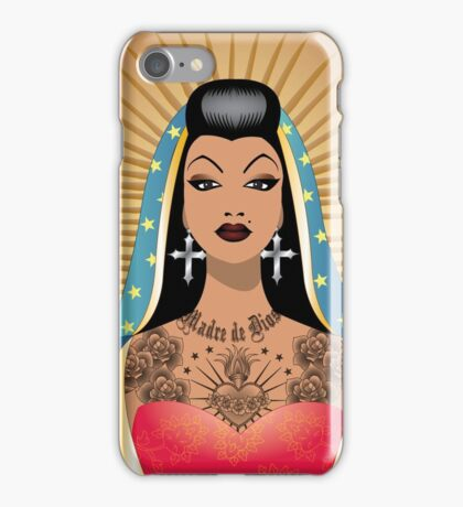 Chola Guadalupe iPhone Case/Skin