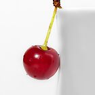 Red cherry by luckypixel