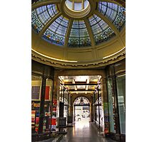 North Bridge Arcade Photographic Print