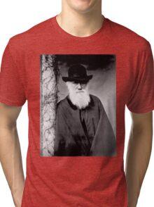 Charles Darwin Tri-blend T-Shirt