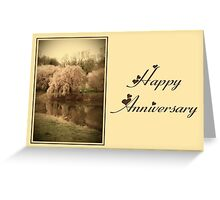 Happy Anniversary - Through The Years 1 Greeting Card