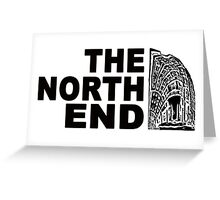 The North End Boston Greeting Card