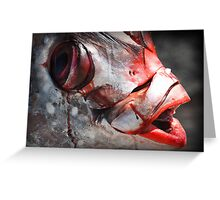 Fish is Murder Greeting Card