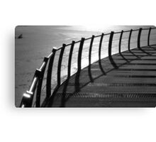 Floating Bridge 4 Canvas Print