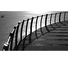 Floating Bridge 4 Photographic Print