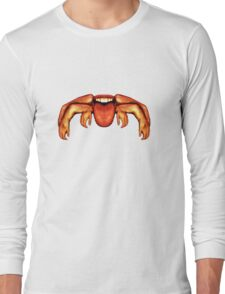 Alien Spider Long Sleeve T-Shirt