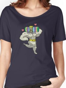 Mister King of the Cosmos Women's Relaxed Fit T-Shirt