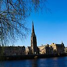 Tay street over the Tay by Lee-Anne Wilson