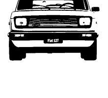Fiat 127 '77-'81 by garts