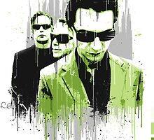 Depeche Mode by trev4000