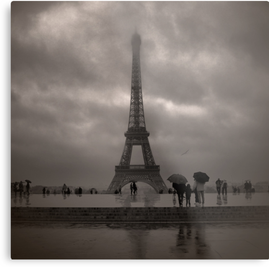 Damien's Paris Holiday by Eric Strijbos