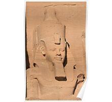 Abu Simbel Temple 8 Poster