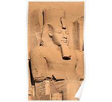 Abu Simbel Temple 10 Poster