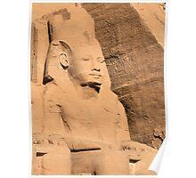 Abu Simbel Temple 11 Poster