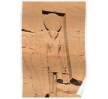 Abu Simbel Temple 13 Poster