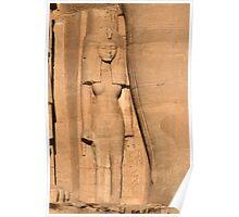 Abu Simbel Temple 15 Poster