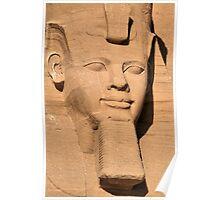 Abu Simbel Temple 16 Poster